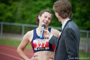 Atleticageneve - interview avec Micol Cattaneo (ITA)