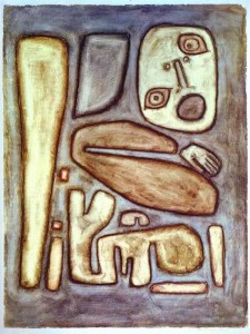 Paul Klee Outburst_of_Fear