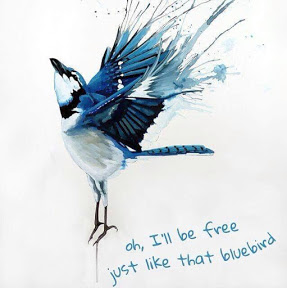 blackstar I'll be free just like that bluebird
